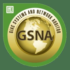MegaplanIT GSNA Certification